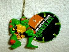 TEENAGE MUTANT NINJA TURTLES Retro tmnt Michelangelo CHRISTMAS ORNAMENT New