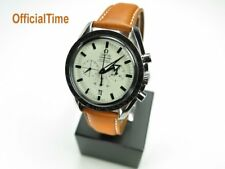 OT 20/18mm Outstanding Italian Genuine Bull Leather Band / Strap fit OMEGA watch