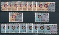 [77848] Luxembourg 1967 Europa 10x good set Very Fine MNH stamps