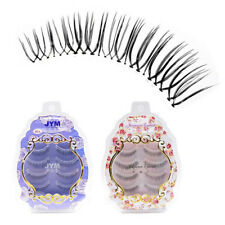 4pairs/set Makeup Tools Fake Eyelashes False Eyelash Eyelashes Beauty