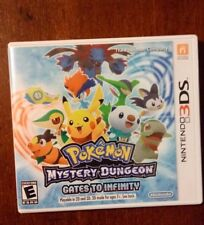 Pokemon Mystery Dungeon: Gates to Infinity (Nintendo 3DS, 2013) Used 3DS Game