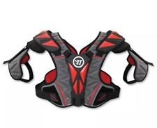 NWT Warrior Lacrosse Regulator Hitman Shoulder Pads - Size: Youth Medium