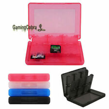 For New Nintendo 3DS XL NDS 28in1 Game SD Card Case Holder Cartridge Storage Box