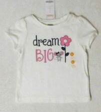 NWT Gymboree Girls Pups & Kisses Dream Big Top Size 3-6 M 12-18 & 18-24 M