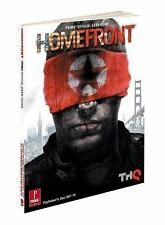 Homefront: Prima Official Game Guide *SEALED*