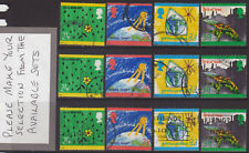 """LOT#331y(1-3) GB QEII 1992 """"PROTECTION ENVIRONMENT"""" (Multiple Listing) SETS USED"""