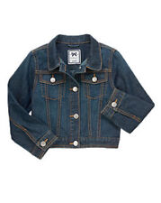 Gymboree NWT Bright Ideas Denim Jacket XS (4) S (5-6) M (7-8) L (10-12)