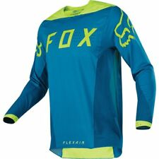 Fox Racing Flexair Teal Moth Limited Edition Vented Jersey Motocross Jersey