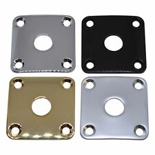 Curved Jack Plate & Screws for Gibson Epiphone Les Paul Electric Guitar