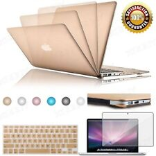 """Rubberized Hard Case Shell +Keyboard Cover for Macbook Pro 13"""" Air 11 Re 12 inch"""