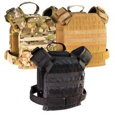 High Speed Gear MOLLE SPC Slick Plate Carrier Bravo, Tactical Vest