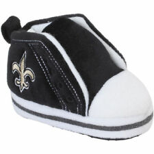 New Orleans Saints Forever Collectibles Baby High  Slippers