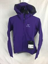 NEW ARCTERYX GAMMA LT HOODY SOFTSHELL JACKET XS-L AZALEA WOMENS COAT FAST SHIP