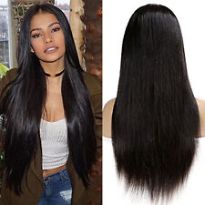 Pre Plucked Human Hair Wig For Women Glueless Lace Front Wig With Baby Hair ##Hh