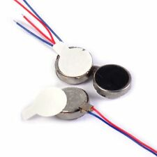 10/20pcs Flat Vibrating Vibration Micro Motor DC 3V Pager Cell Phone Mobile Coin