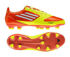 Adidas F30 TRX SYN Red Yellow Mens Football Boots Trainers Size 6-12 UK