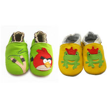 Sayoyo Baby Shoes Soft Sole Genuine Leather Toddler Infant Shoes Crib Moccasins