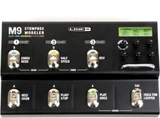 Line 6 M9 Stompbox Multi Effects Guitar Modeler Pedal *New*