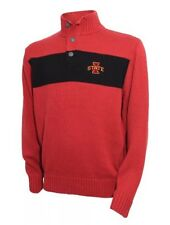 NWT Iowa State Cyclones Men's Vesi Sportswear Sweater - Size: XXL 100% Cotton