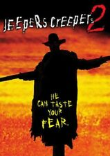Jeepers Creepers 2 (DVD, 2003, Special Edition) Jonathan Breck, Ray Wise, Justin