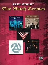 Guitar Anthology / The Black Crowes Authentic Guitar Tab Edition