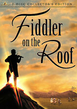 Fiddler on the Roof DVD, 2-Disc Set, Collectors Edition NEW