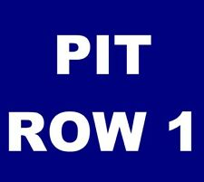 Miranda Sings tickets Memphis The Orpheum Theatre 8/12 *** PIT, ROW 1! ***