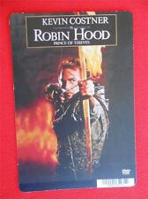 ROBIN HOOD with Kevin Costner ~ DVD Movie Backer Mini Poster Card ~ NOT a DVD
