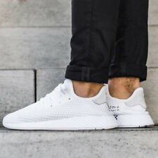 Adidas Deerupt Runner Sneaker White Size 7-12 Mens Shoes NMD Boost Y-3 Ultra New