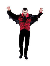 Vampire Count Classic Dracula Gothic Horror Halloween Men Costume