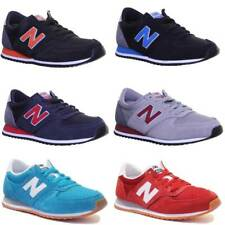New Balance U420 Mens Suede Leather Trainers 7 - 12.5