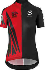 Assos Cape Epic Evo7 SS Womens XC Bike Jersey National Red