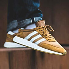 Adidas Iniki Runner Size 7-12 Beige Sneakers Running White NMD Ultra Boost Army