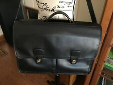 Leather Briefcase Laptop Cases & Bags Over Shoulder Coach + More:  Buyers Choice