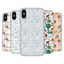 OFFICIAL JULIA BADEEVA ASSORTED PATTERNS 3 BACK CASE FOR APPLE iPHONE PHONES