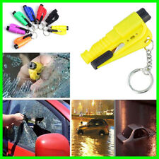 3 in 1 Safety Hammer Car Window Emergency Glass Breaker Life-saving Tool
