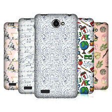 OFFICIAL JULIA BADEEVA ASSORTED PATTERNS 3 HARD BACK CASE FOR LENOVO PHONES
