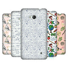 OFFICIAL JULIA BADEEVA ASSORTED PATTERNS 3 HARD BACK CASE FOR MICROSOFT PHONES