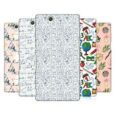 OFFICIAL JULIA BADEEVA ASSORTED PATTERNS 3 HARD BACK CASE FOR SONY PHONES 3