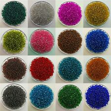 2mm 3mm 4mm Round Czech Glass Seed Loose Spacer Beads Jewelry Making DIY