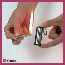 High-Quality Permanent Match Striker Torch Lighter No Fuel Outdoor Survival Tool