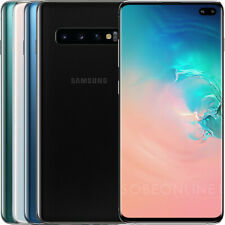 "Samsung Galaxy S10+ Plus SM-G975F/DS 128GB 8GB (FACTORY UNLOCKED) 6.4"" Dual Sim"