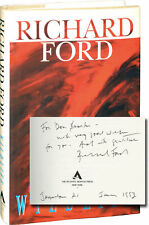 Richard Ford WILDLIFE Signed First Edition 1990 #145209