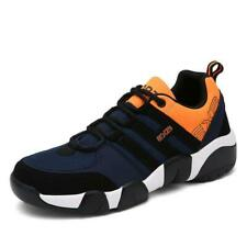 Men's Casual Running Breathable Shoes Sports Outdoor Walking Athletic Sneakers