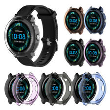 Shell Protective Case for Garmin Vivoactive 3 Music Watch Cover Transparent TPU
