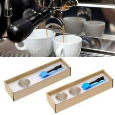 1/2Pcs Stainless Steel Refillable Coffee Capsule Reusable For Nespresso W/ Spoon