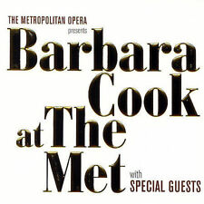 Barbara Cook at the Met with Special Guests by Barbara Cook (CD, Jun-2006, DRG …