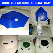 Cooling Fan Housing Case Tray Mod&Flat Cable&SD Card for Sega Dreamcast GDEMU G