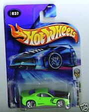 Hot Wheels 2004 FE 037 First Edition Rapid Transit Green PR5
