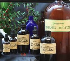 GINKGO LEAF Tincture Extract ~ Multiple Size Bottles